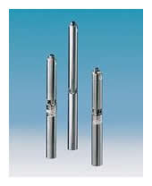 Submersible pumps for 4