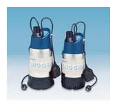 Submersible pumps for contractors
